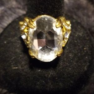 unknown Jewelry - Bling rings sz 7